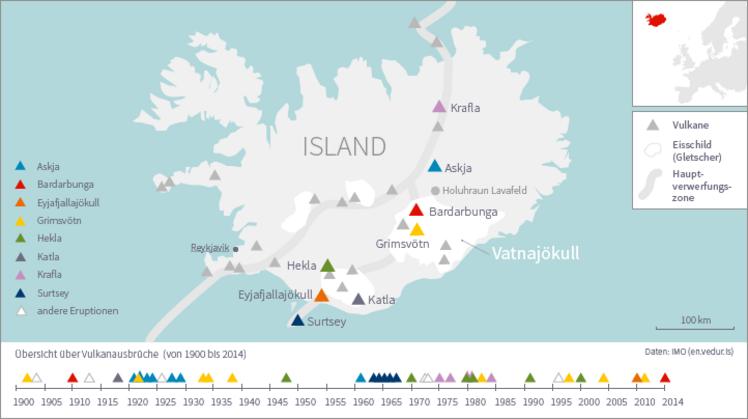 Vulkane Der Erde Karte.Forschungsthema Vulkanismus Eskp