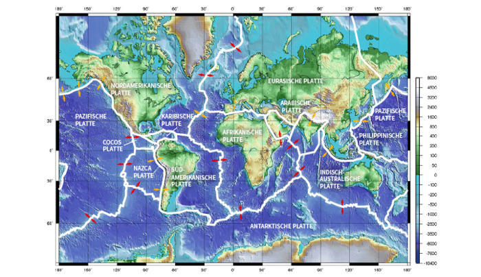 Plate tectonics and volcanism - ESKP