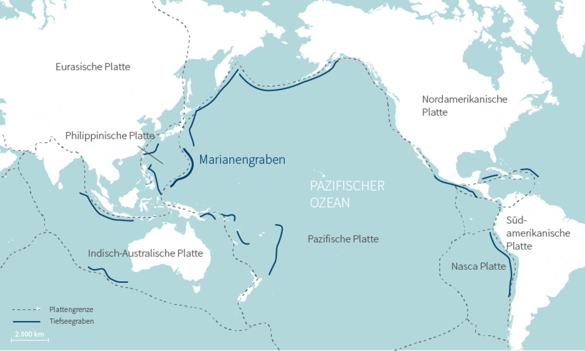 Ozean Unter Der Erde