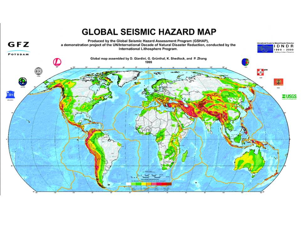 Meeresspiegelanstieg Karte.Geological Natural Hazards Eskp