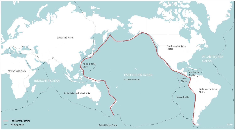 Vulkane Der Erde Karte.Woher Kommt Das Magma Der Vulkane Auf Kamtschatka Eskp
